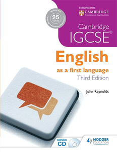 Cambridge IGCSE English First Language 3rd Edition