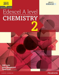 Edexcel AS/A level Chemistry Student Book 2