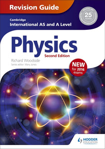 Cambridge International AS/A Level Physics Revision Guide 2nd Edition