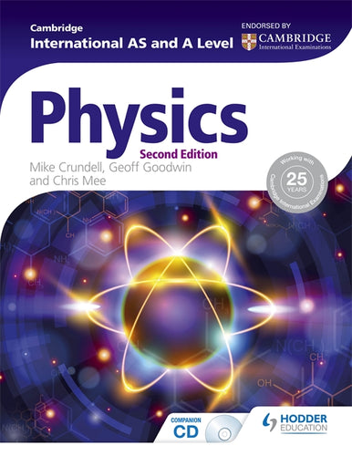 Cambridge International AS and A Level Physics 2nd Edition