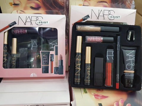NARS issist 9 in 1 Make up Set [FREE SHIPPING + COD with FREEBIES]