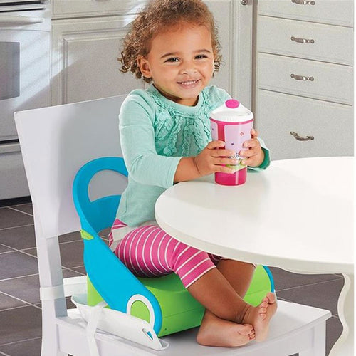 Summer Infant – Sit n Style Booster Blue/Green