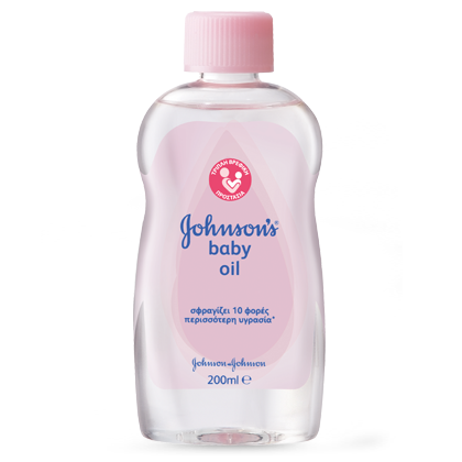 Johnson's Baby Oil Regular 200ml!