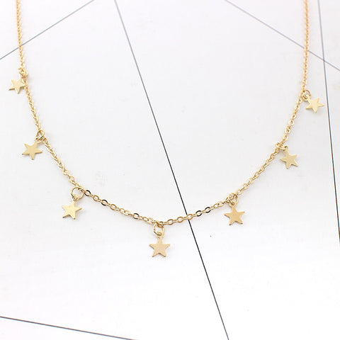 Women Star Necklace