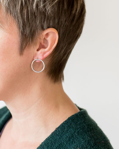 ARTICLE22 Virtuous Circle Earrings