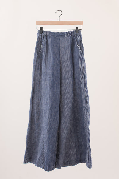 CP Shades Wendy Pant Indigo Stripe Medium