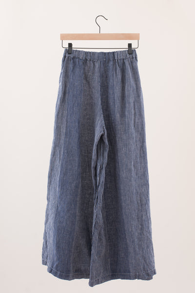 CP Shades Wendy Pant Indigo Stripe Small