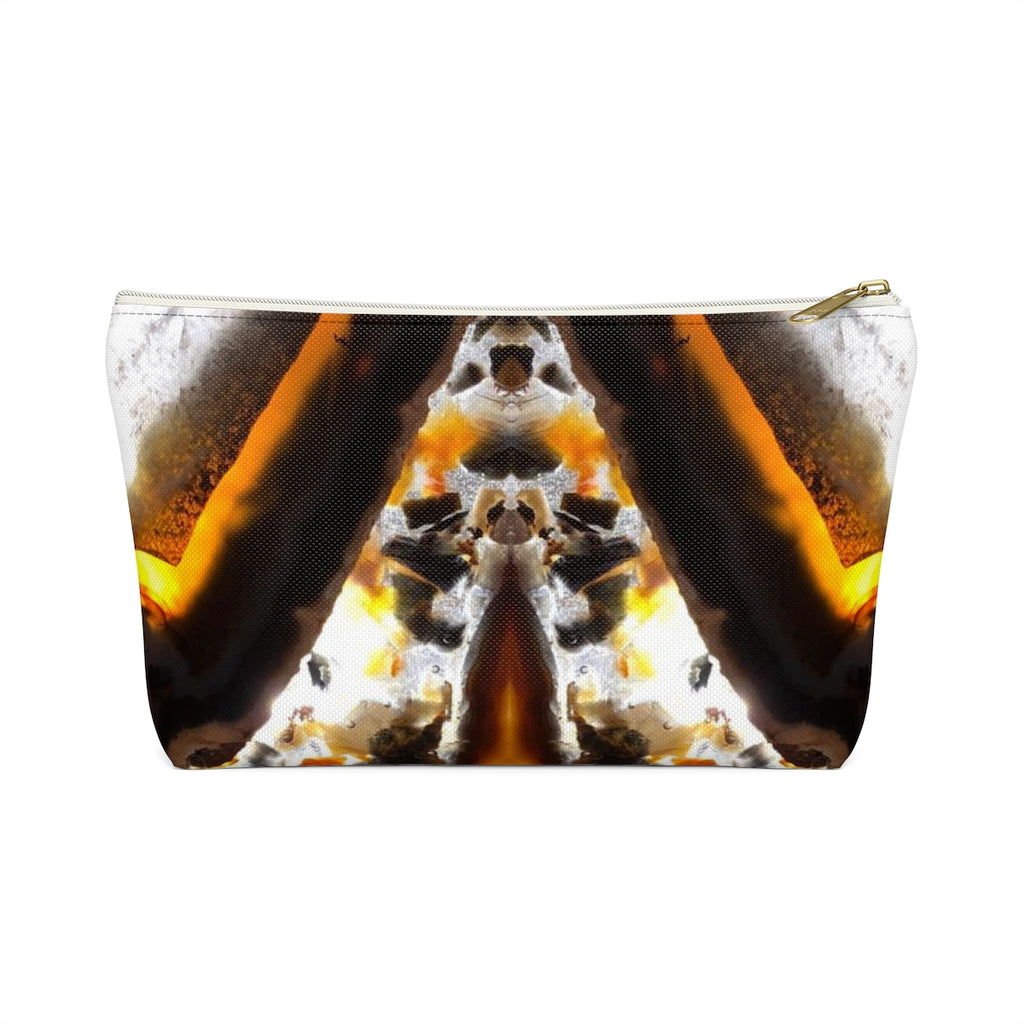 Geode Accessory Pouch w T-bottom