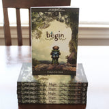 Begin Paperback (New Cover Design)