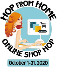 Hop from Home - an Online Shop Hop