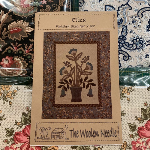 The Woolen Needle Wool Kit - Eliza
