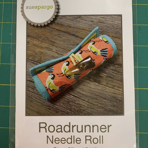 Sue Spargo's Roadrunner Needle Roll Kit