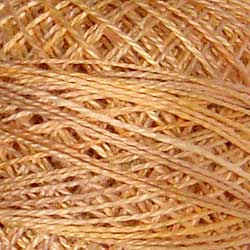 JP7 Faded Marigold - Variegated #12 Perle Cotton