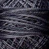 O126 Old Cottage Gray - Variegated #12 Perle Cotton