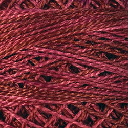 O507 Rich Wine - Variegated #12 Perle Cotton