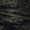 O540 Black Olives - Variegated #12 Perle Cotton