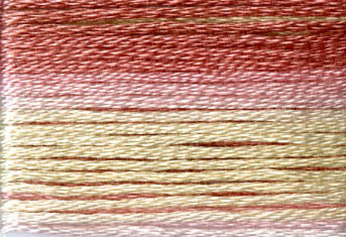 8007 Pinks Cream Variegated Floss