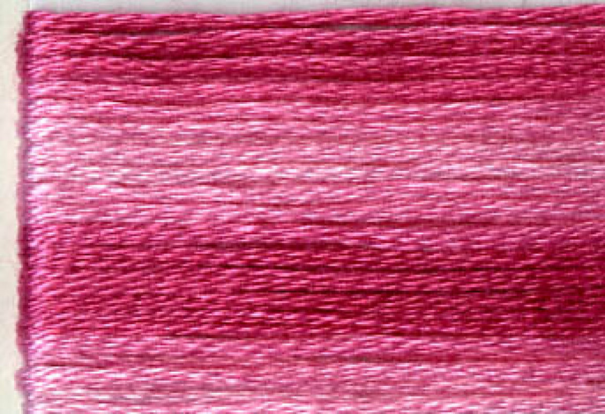 8008 Pinks Variegated Floss