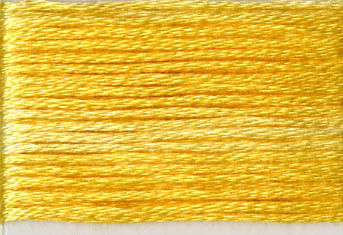 8027 Yellows Variegated Floss