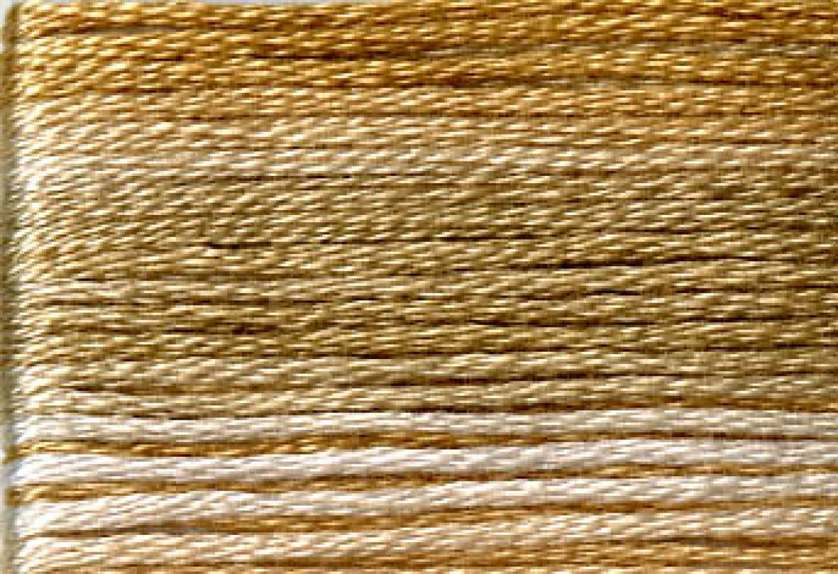 8032 Browns Variegated Floss