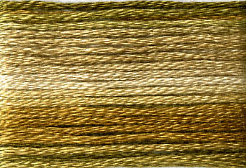 8035 Browns Variegated Floss