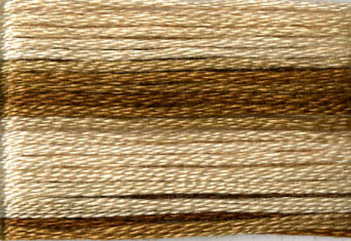 8036 Browns Variegated Floss