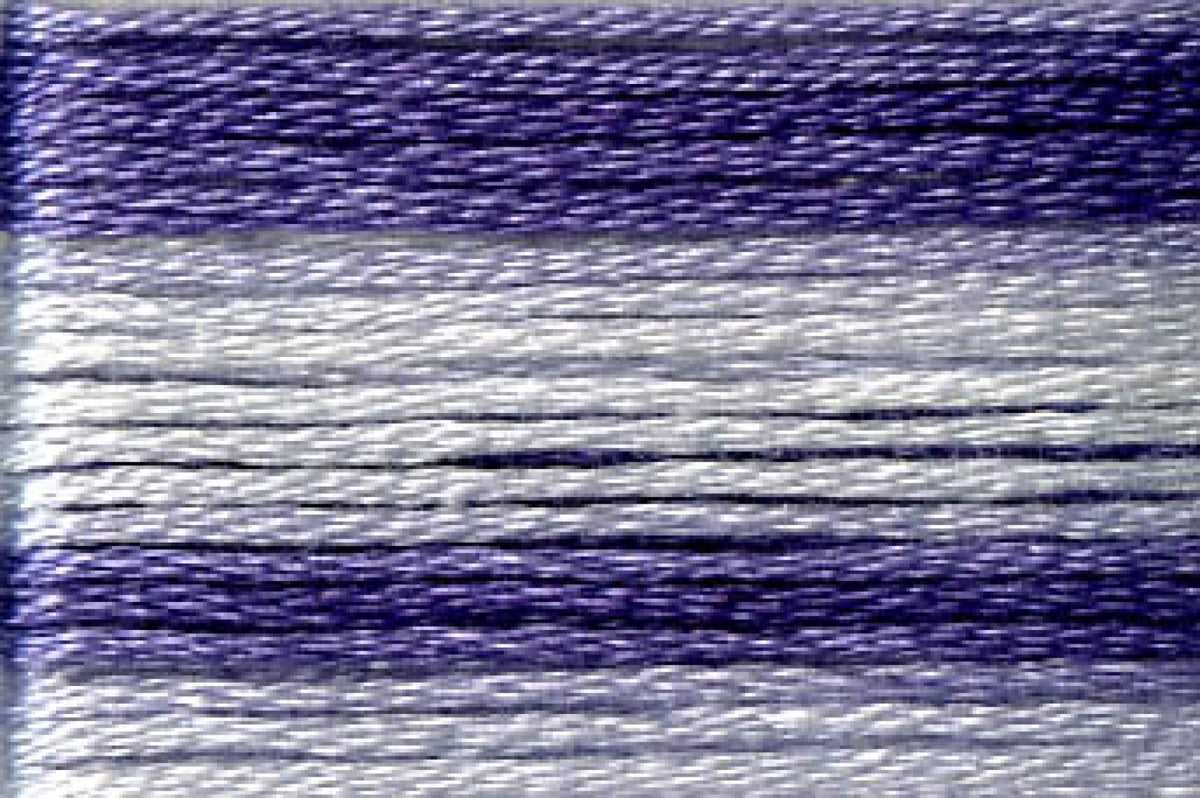 8058 Purples Variegated Floss