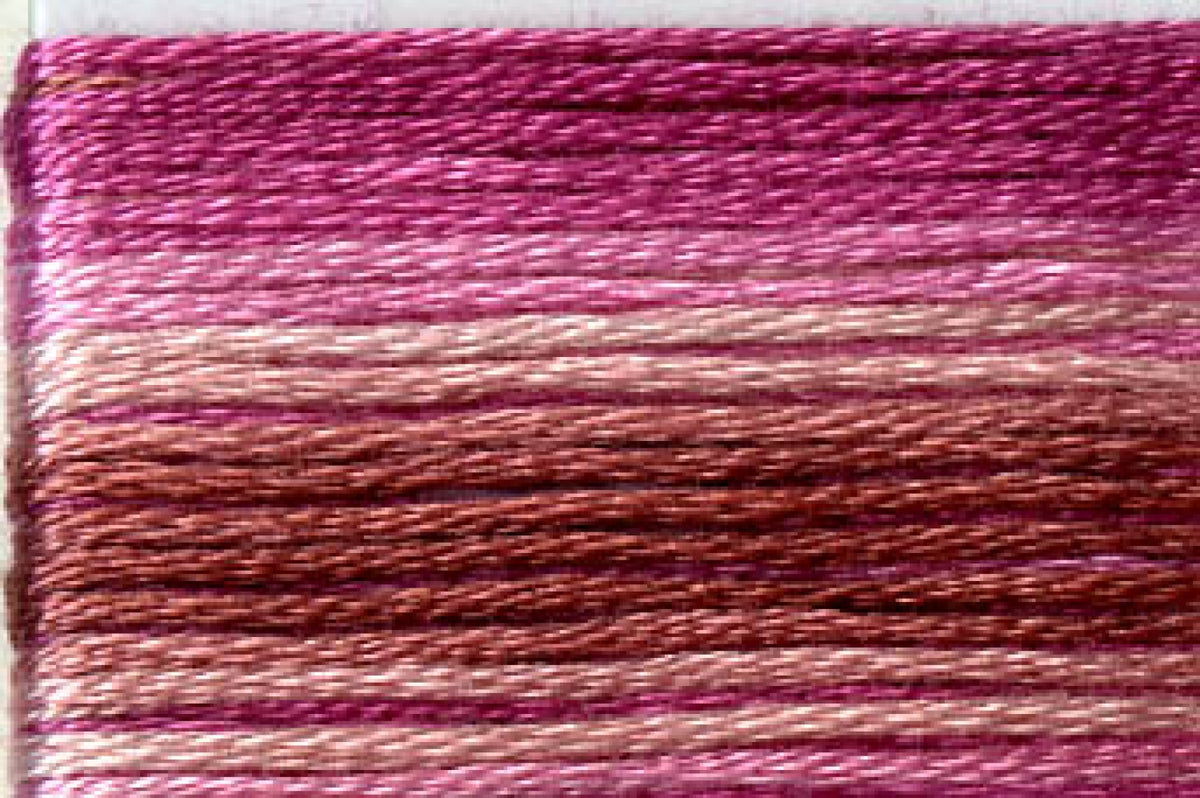 8061 Roses Variegated Floss