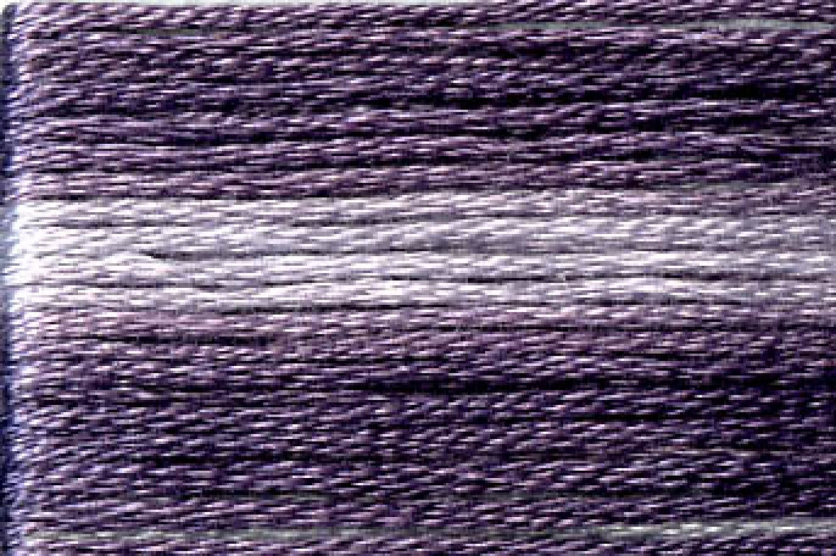 8064 Purples Variegated Floss