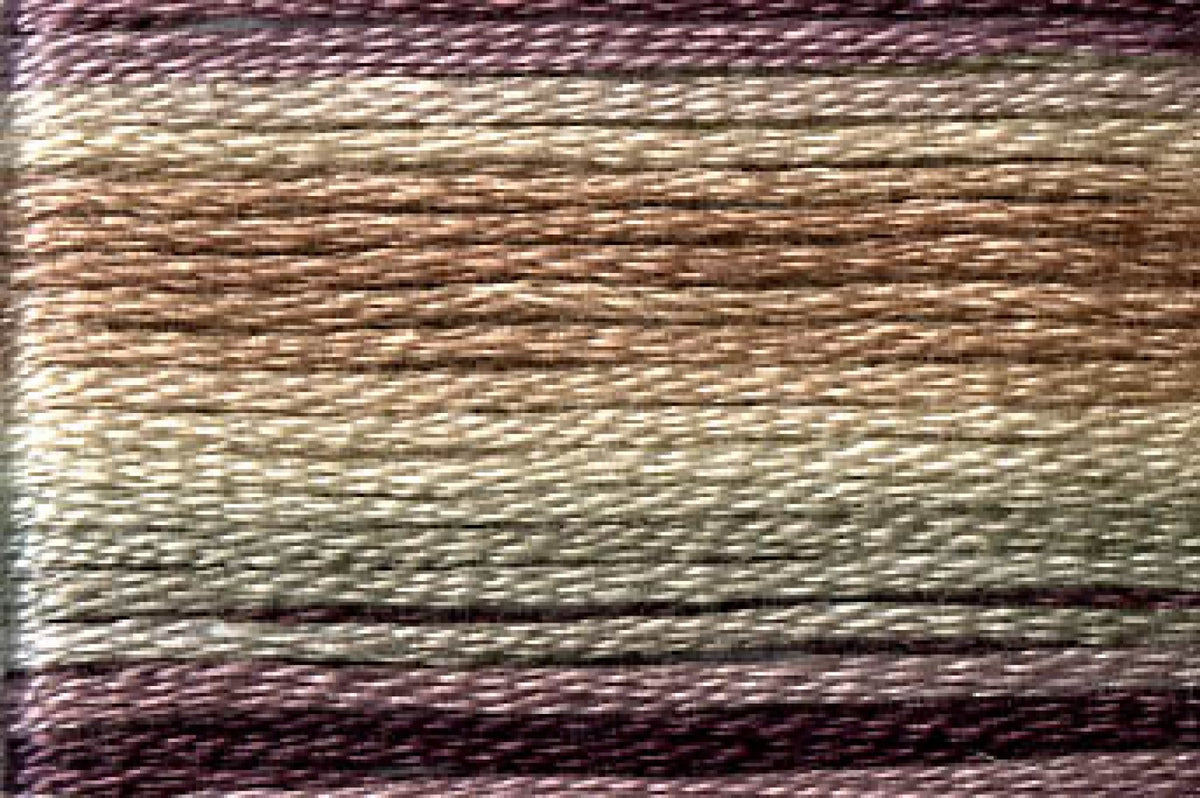 8065 Purples Variegated Floss