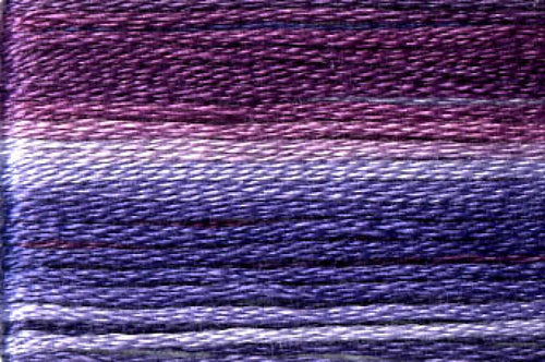 8066 Purples Variegated Floss