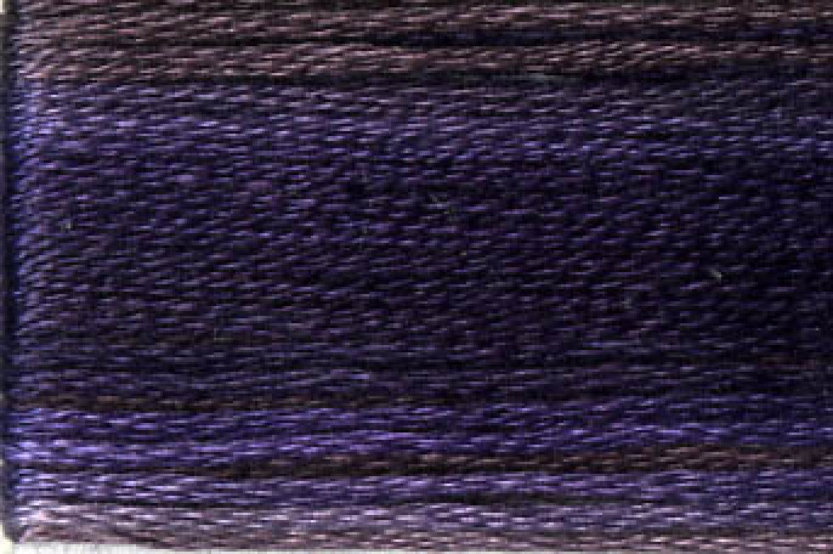 8069 Dark Purples Variegated Floss