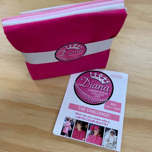2020 - Diana Challenge Fat Quarter Bundles