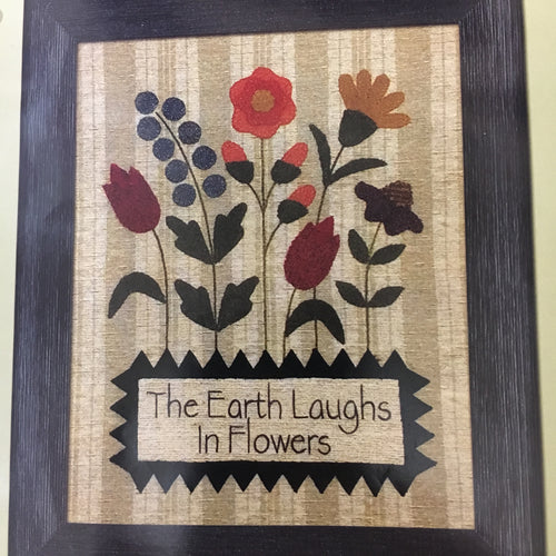 All Through the Night Wool Kit - The Earth Laughs in Flowers