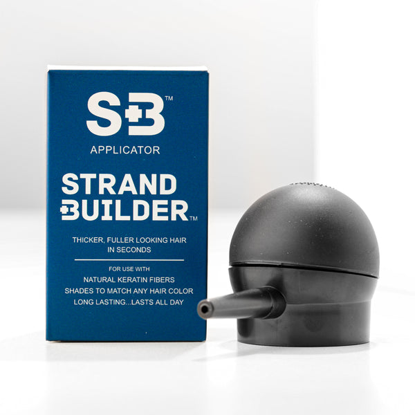 Strand Builder Fiber Spray Applicator