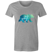 Load image into Gallery viewer, Watercolour Very Beary T Shirt