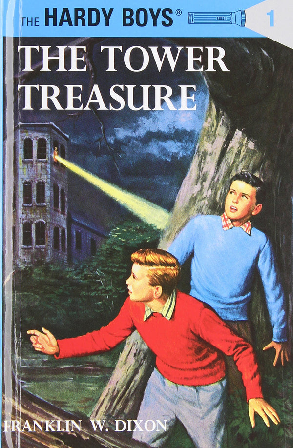 The Hardy Boys by Edward Stratemeyer: A Children's Book Series Overview