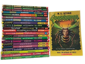 Goosebumps Books by R.L. Stine: A Children's Book Series Overview