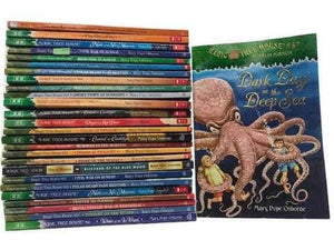 The Magic Tree House Chapter Book Series by Mary Pope Osborne: A Series Overview