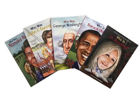 cheap chapter book biographies for kids sold by the book bundler