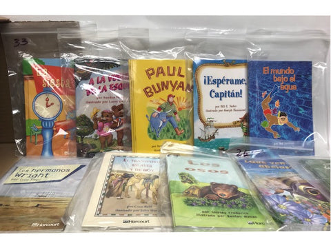 spanish kids books sold by the book bundler