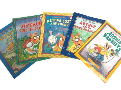 Arthur written by marc brown sold by the book bundler