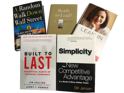 business money success books sold by the book bundler