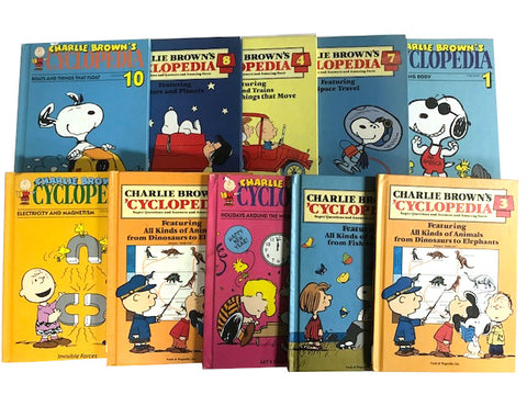 classic charlie brown book club