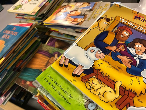 christian books for kids sold by the book bundler