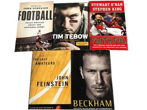 adult hardcover sports nonfiction