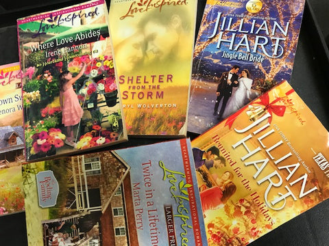 love inspired inspirational romance paperback books sold by the book bundler