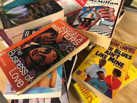 urban romance paperback books sold by the book bundler
