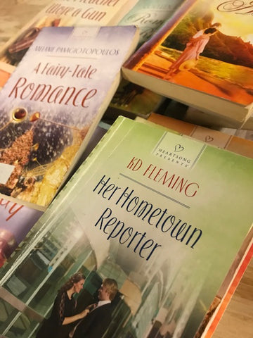 heartsong inspirational romance paperback books sold by the book bundler