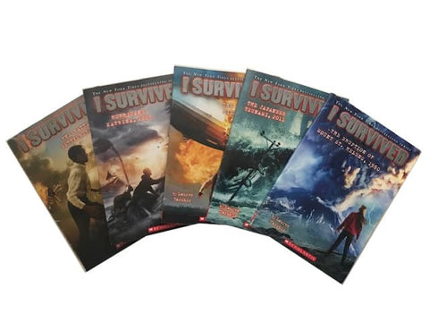cheap discount chapter books I survived series sold by the book bundler